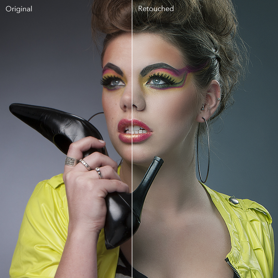 magazine photo retouching services