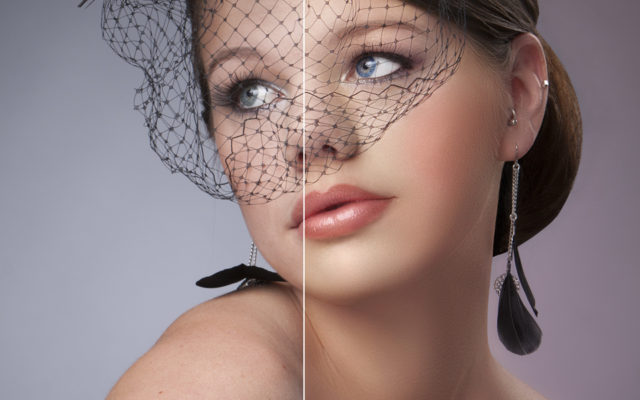 photoshop skin retouching