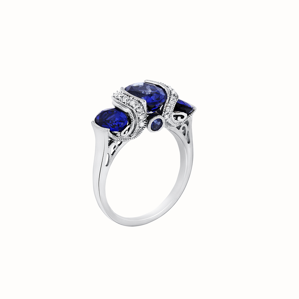 Ring Retouch for e-commerce Services